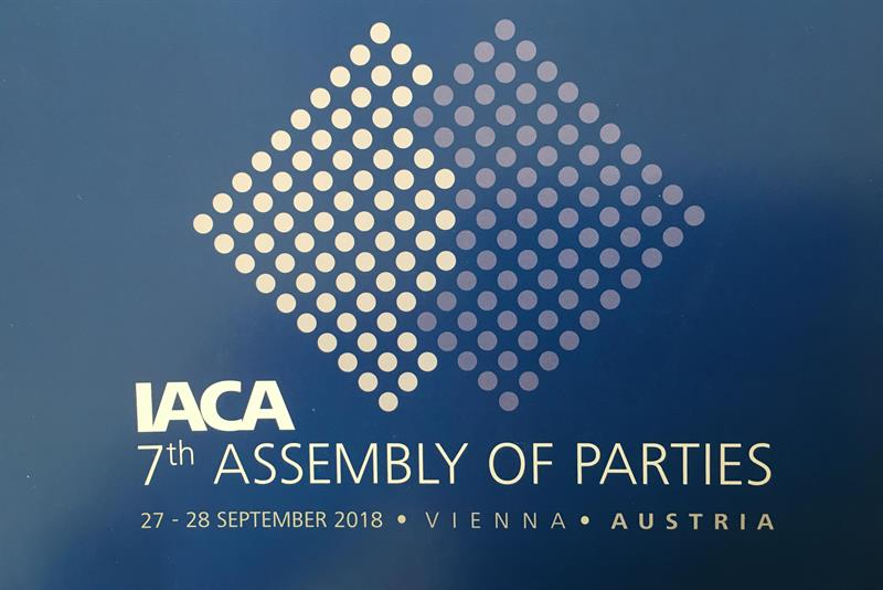 Picture for article: Lecture and panel discussion by the BAK during the 7th Assembly of Parties of IACA