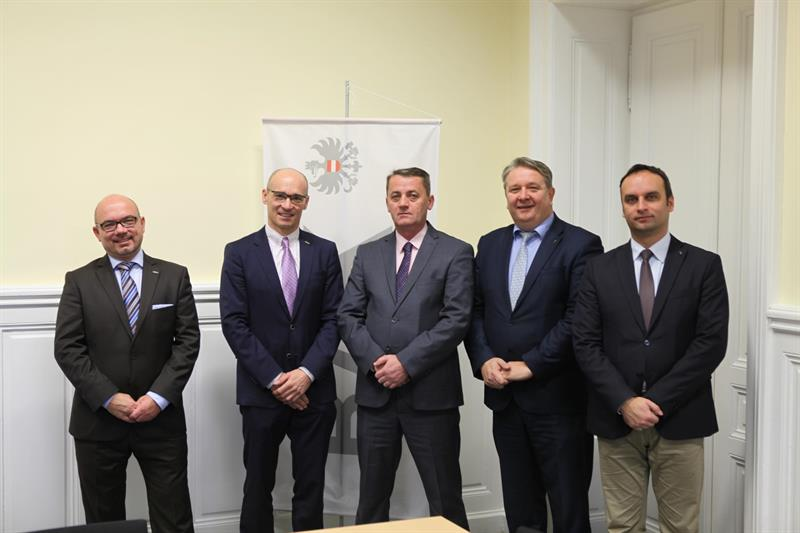Picture for article: APIK delegation from Bosnia and Herzegovina came to visit the BAK